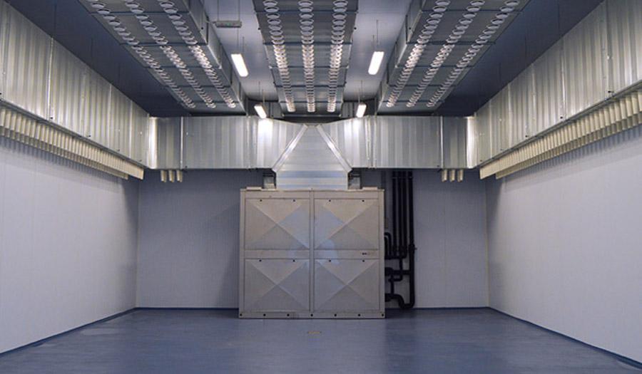 Panel frigorífico Frimet de Metecno