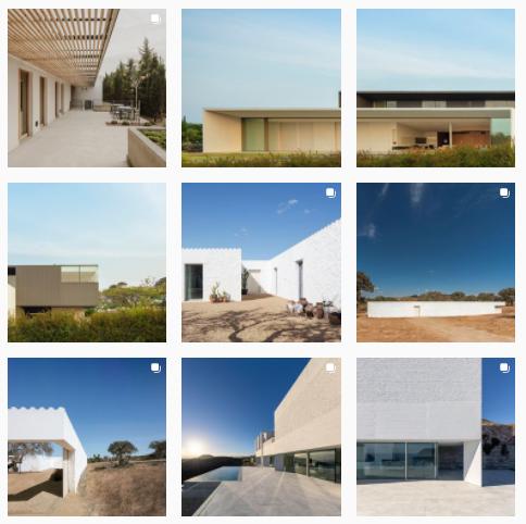 Arquitectura en blanco