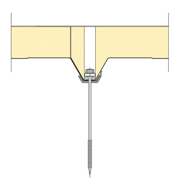 Metecno: Sandwich Panel PVC MONODECK G5
